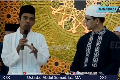 Syekh Abdus Samad Ungkap Rahasia Sesungguhnya Dirinya Tolak jadi Cawapres Prabowo