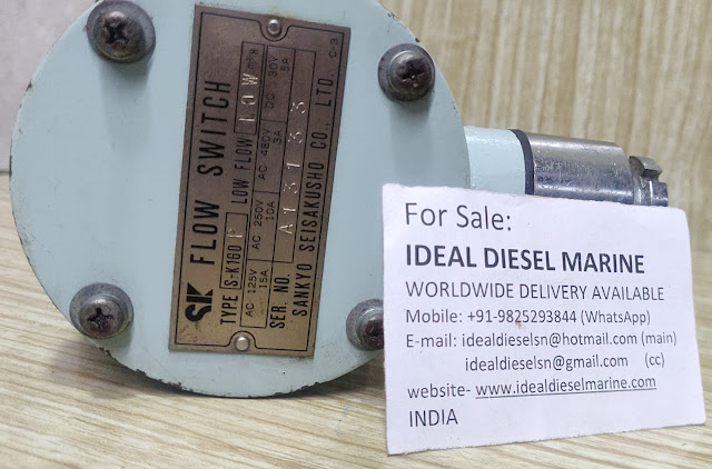 For sale S-K160 P sankyo S-K160P Flow switch SANKYO SEISAKUSHO  Email: idealdieselsn@hotmail.com
