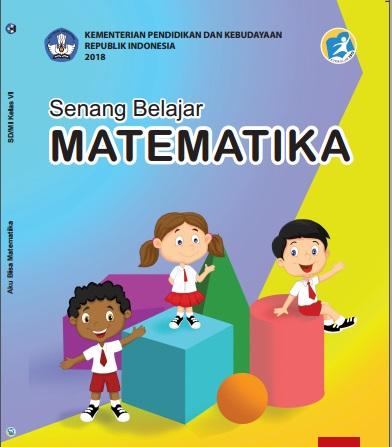 buku senang belajar matematika kelas 6