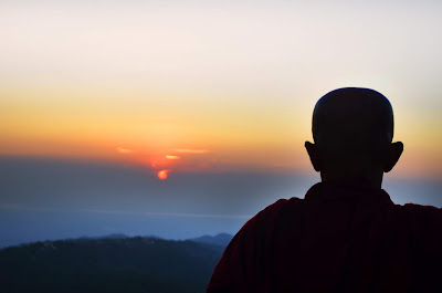 The The DayDreaming Monk A Moral Story