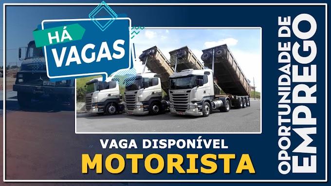 Construtora Guaxe abre vagas para motorista truck