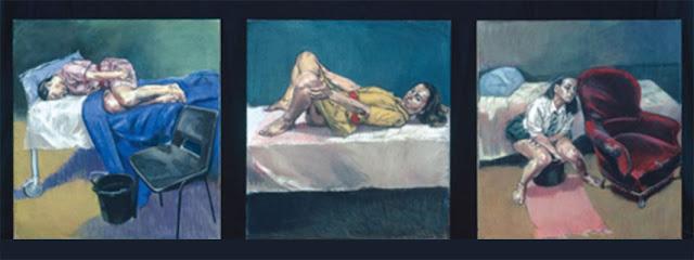 Abortion series- Paula Rego