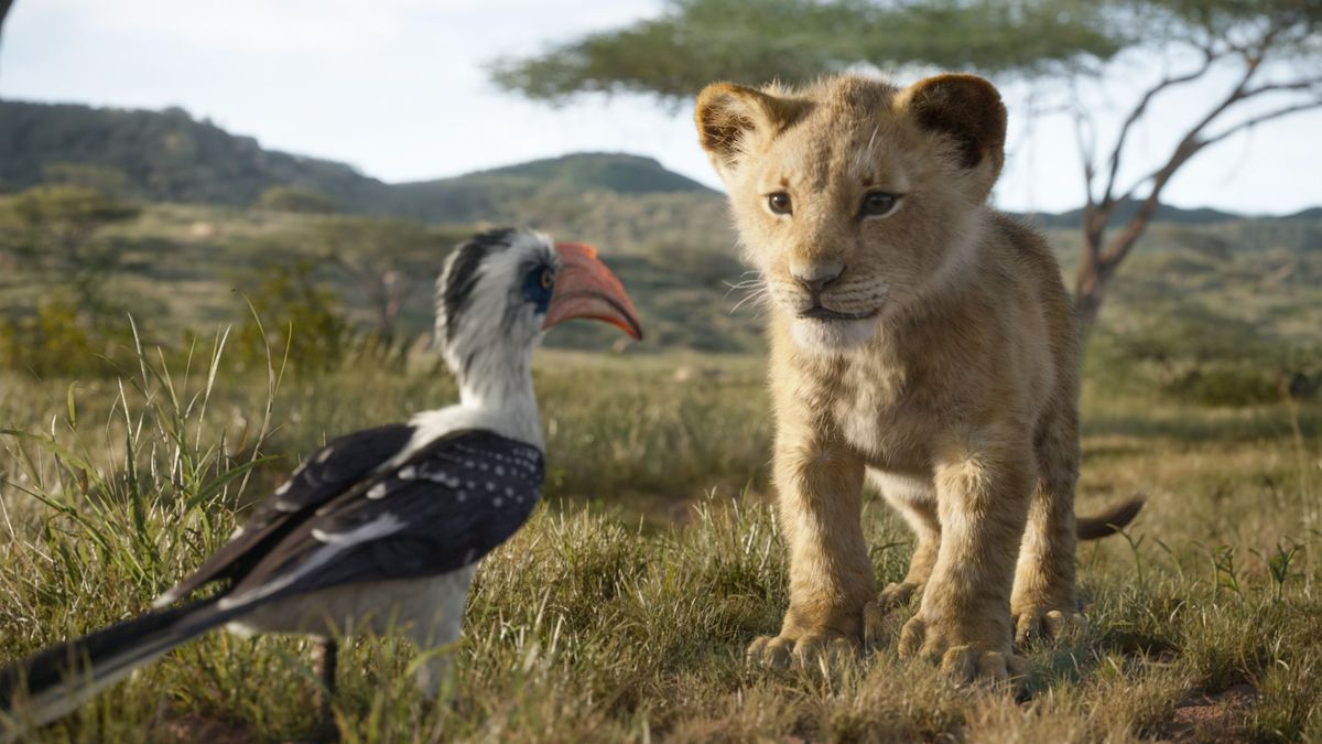 The new version of The Lion King raised over $ 1,212 million worldwide