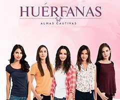 Ver telenovela huerfanas almas cautivas capítulo 16 completo online