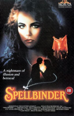 The Horror Nation: Spellbinder Retro Review
