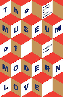 The Museum of Modern Love by Heather Rose book cover