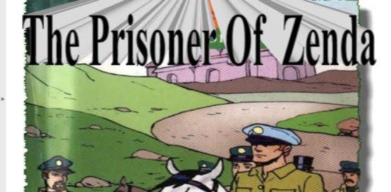 شرح فيديو كامل لقصة سجين زندا 2019 تالتة ثانوي