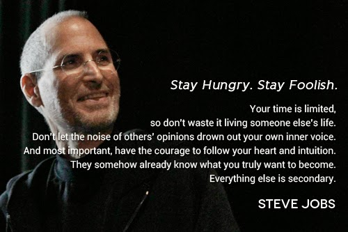 Steve Jobs Quotes Your Time Is Limited Wallpaper Stay Hungry Stay Foolish