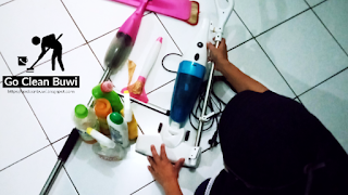House Cleaning Service Jakarta, Goclean Buwi