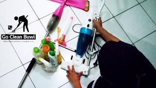 Jasa bersih rumah Goclean Buwi di Kelapa dua, Tangerang