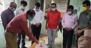 बैंक ऑफ बड़ौदा की रक्सौल शाखा ने मनाया अपना 114वां स्थापना दिवस | #NayaSaberaNetwork