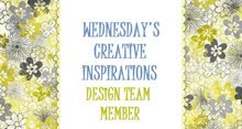Creative Inspirations DT Member!