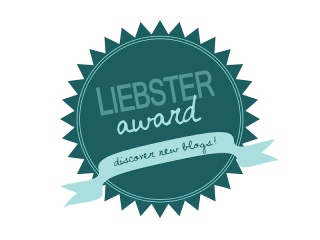 liebster award shoutjohn