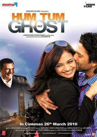 Hum Tum Aur Ghost 2010 Full Hindi Movie Download HDRip 720p