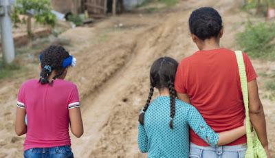america latina rutas migracion