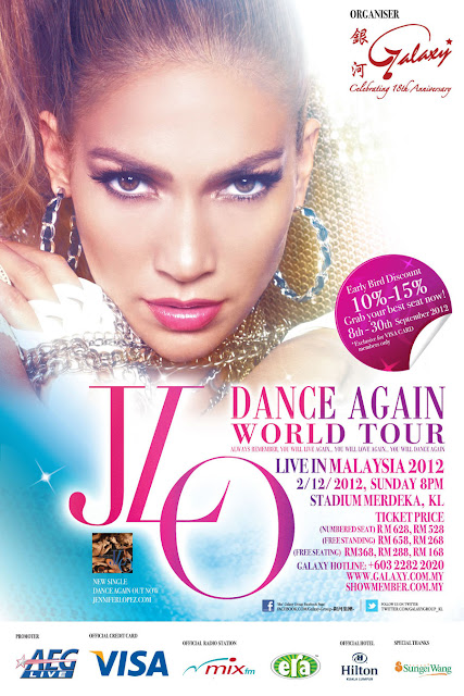 JLO Live in Malaysia