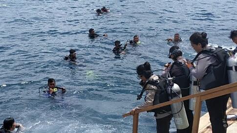 3000 Penyelam Ikuti Persiapan Rekor Menyelam Terpanjang di Dunia