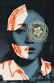 Book cover of The Memory Police by Yoko Ogawa