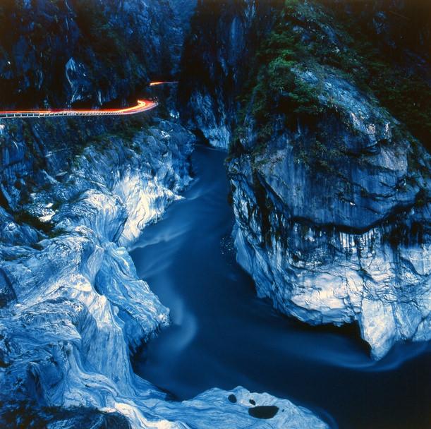 Marble Canyons, Taroko National Park, Taiwan