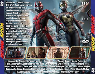 Ant-Man y la Avispa - [2018]