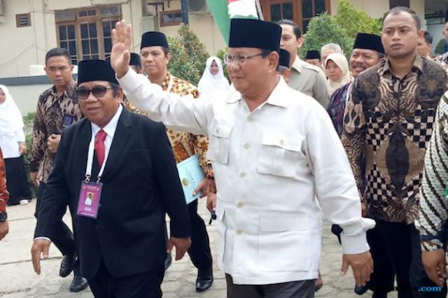 Sempat Percaya Neolib, Prabowo Akhirnya Sadar Sistem Itu Jahat