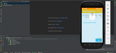 ACCOUNTING APPLICATION USING ANDROID STUDIO WITH SOURCE CODE