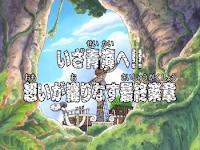 One Piece Episode 195