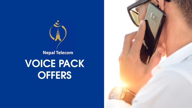 NTC Voice Pack Offers 2020
