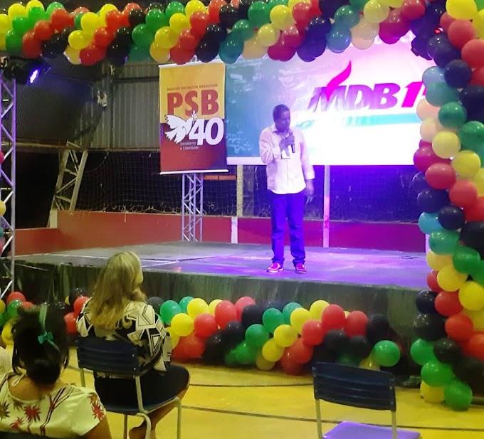 Após convenção do MDB, Ademir do Marzagão tem nome homologado e irá disputar uma das 11 cadeiras da Câmara Municipal de Rosário Oeste