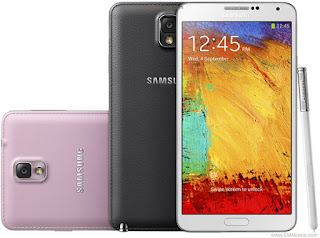 Harga Samsung Galaxy Note Series