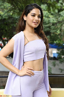 Tanya Hope in Crop top and Trousers Beautiful Pics at her Interview 13 7 2017 ~  Exclusive Celebrities Galleries 075.JPG