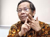 Mahfud MD: Keterangan Anas di Sidang MK Masih Mentah