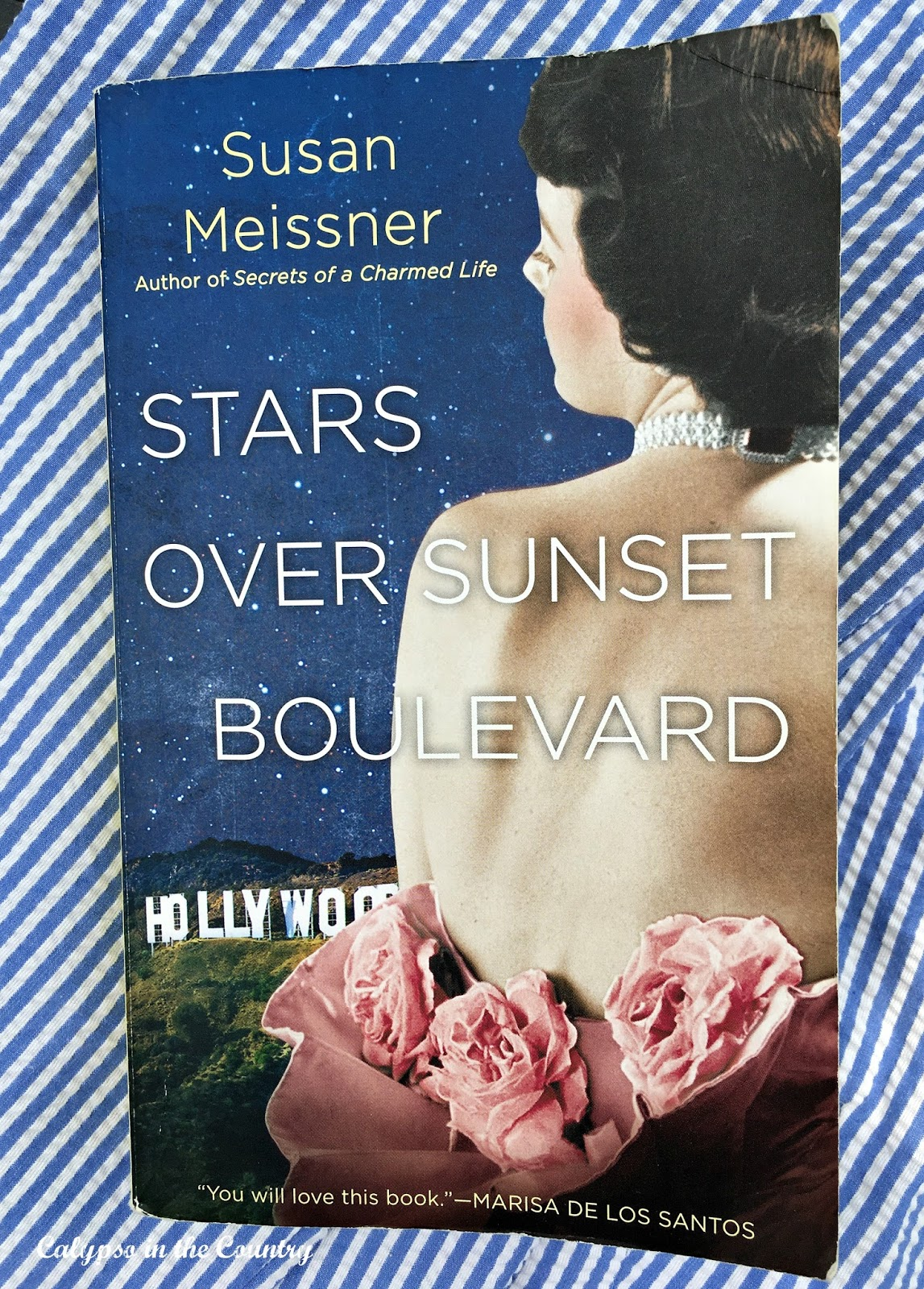 Starts Over Sunset Boulevard - Historical Fiction about the filming of Gone with the Wind