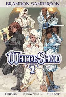 Comics - White Sand tome 2 aux éditions Graph Zeppelin