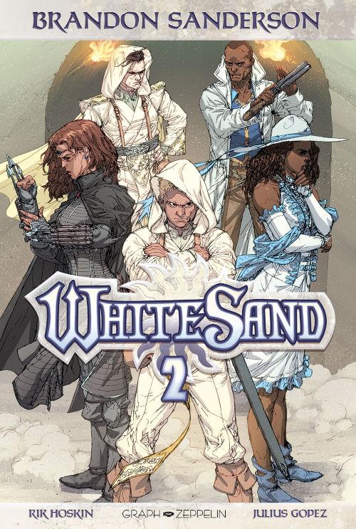White Sand tome 2