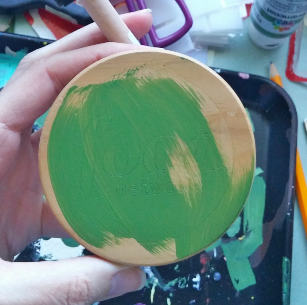 painted lid
