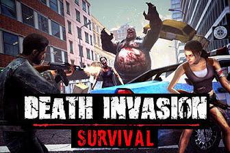 Death Invasion : Survival v1.0.48 Apk Mod + Obb
