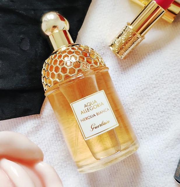 AQUA ALLEGORIA NEROLIA BIANCA - Zapach dla miłośników pomarańczy