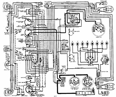 ford tractor generator wiring diagram of the transfer kinetic energy buick roadmaster 1938 electrical | all about diagrams