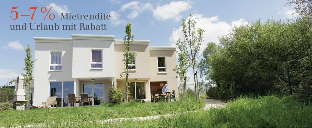 Center Parcs DE Bostalsee Ferienhaus kaufen