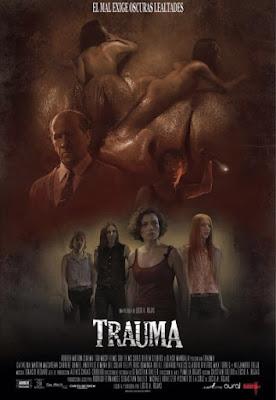Trauma (2017) Hindi Dubbed Full Movie Watch Online Movies