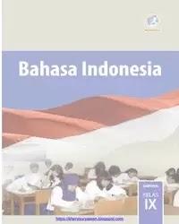 Buku bahasa indonesia Siswa Kelas 9 k13 2018