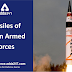 Missiles of Indian Armed Forces