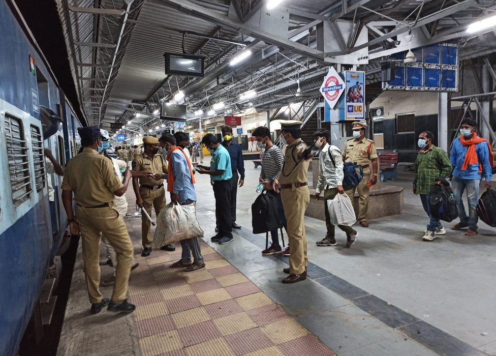 अब पुरानी दिल्ली से चलेगी स्पेशल श्रमिक ट्रेन