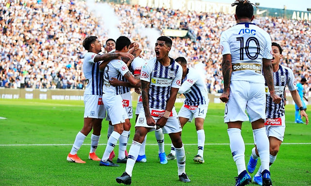 Alianza Lima derrotó 1-0 a Sporting Cristal