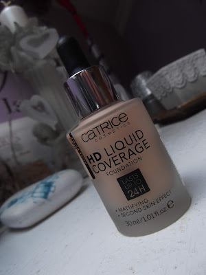 Make-up HD Liquid Coverage
