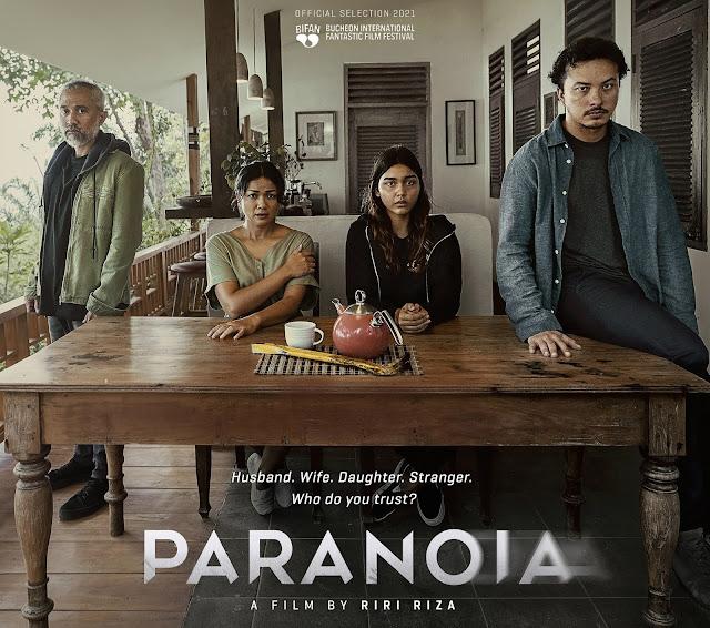 <i>Paranoia</i>, Film Drama Thriler Pertama Riri Riza