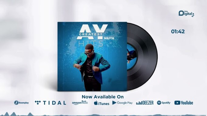AUDIO | AY Masta Ft Chameleone – Nasema Nao | Download New song
