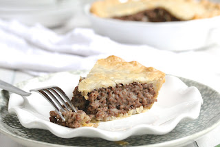 5-Ingredient Beef Pie