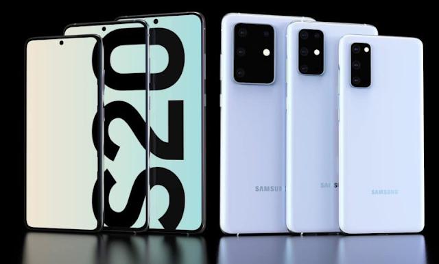 تسريبات.. هذه هي المواصفات الكاملة لسلسلة هواتف إس 20 (Galaxy S20 وGalaxy S20 Plus وGalaxy S20 Ultra) القادمة من سامسونج.